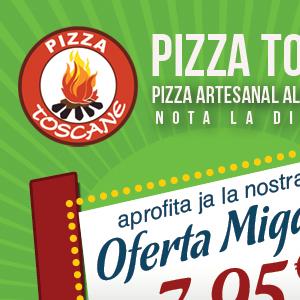 Pizza Toscane